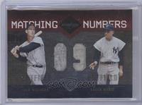 Ted Williams, Roger Maris /25
