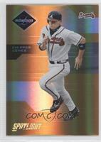 Chipper Jones /25