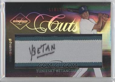 2005 Leaf Limited #205 - Yuniesky Betancourt /99