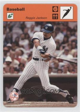 2005 Leaf Sportscasters Orange Jumping Glove #38 - Reggie Jackson /20