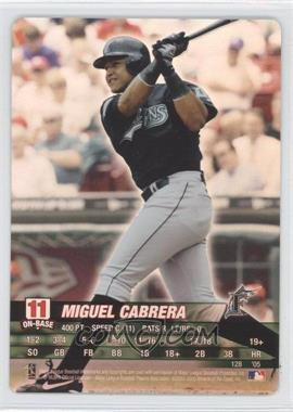 2005 MLB Showdown - [Base] #128 - Miguel Cabrera