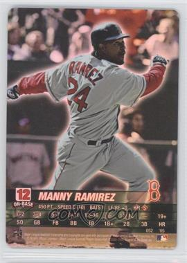 2005 MLB Showdown [???] #N/A - Manny Ramirez