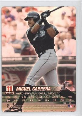 2005 MLB Showdown #128 - Miguel Cabrera