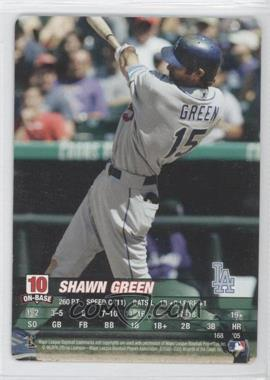 2005 MLB Showdown #168 - Shawn Green