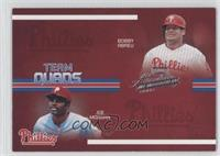 Bobby Abreu, Kenny Lofton, Marlon Byrd, Joe Morgan /150