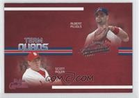 Albert Pujols, Scott Rolen, J.D. Drew, So Taguchi /150