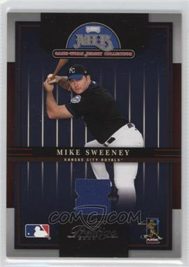 2005 Playoff Prestige - MLB Game-Worn Jersey Collection #13 - Mike Sweeney