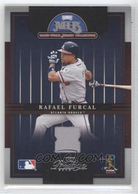 2005 Playoff Prestige - MLB Game-Worn Jersey Collection #18 - Rafael Furcal