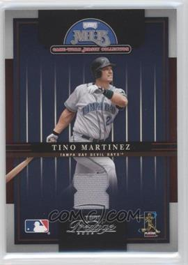 2005 Playoff Prestige [???] #14 - Tino Martinez