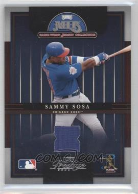 2005 Playoff Prestige [???] #15 - Sammy Sosa
