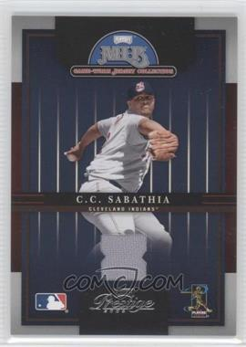 2005 Playoff Prestige [???] #16 - C.C. Sabathia