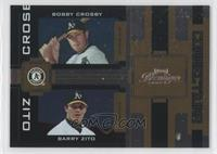 Bobby Crosby, Barry Zito /100
