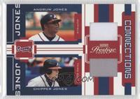 Andruw Jones, Chipper Jones /250