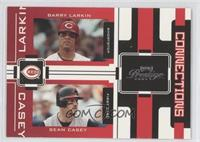 Barry Larkin, Sean Casey
