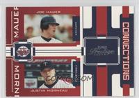 Justin Morneau, Joe Mauer
