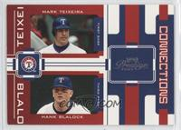 Mark Teixeira, Hank Blalock