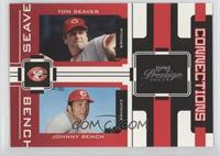 Tom Seaver, Johnny Bench