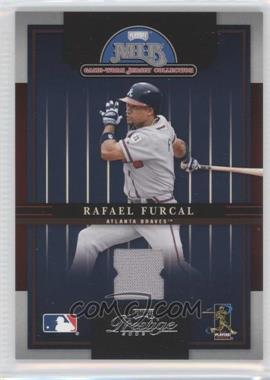 2005 Playoff Prestige MLB Game-Worn Jersey Collection #18 - Rafael Furcal