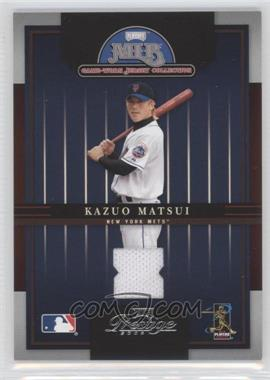 2005 Playoff Prestige MLB Game-Worn Jersey Collection #2 - Kazuo Matsui