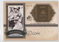 Bob Horner /75