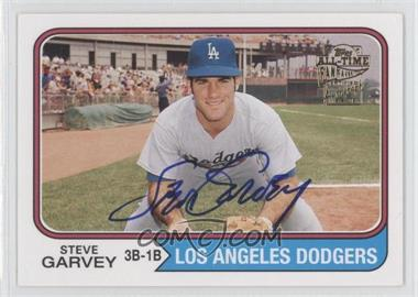 2005 Topps All-Time Fan Favorites Autographs #FFA-SG - Steve Garvey