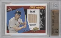 Stan Musial /50 [BGS 9.5]