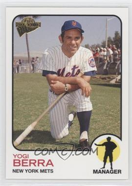 2005 Topps All-Time Fan Favorites #35 - Yogi Berra