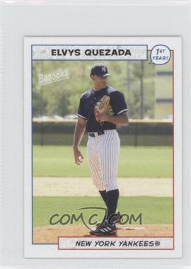 2005 Topps Bazooka - [Base] - Minis #210 - Elvys Quezada