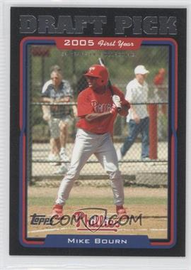 2005 Topps Black 54 Years of Collecting #686 - Michael Bourn /54