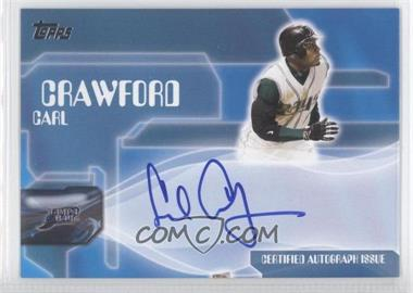 2005 Topps Certified Autographs #TA-CC - Carl Crawford