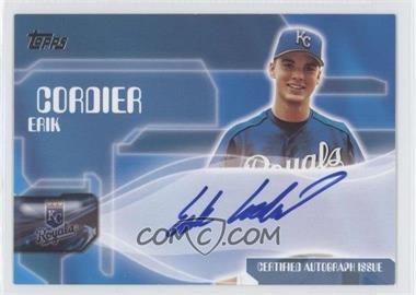 2005 Topps Certified Autographs #TA-ECO - Erik Cordier