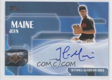 2005 Topps Certified Autographs #TA-JMA - John Maine