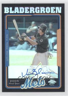 2005 Topps Chrome Black Refractor #226 - [Missing] /200