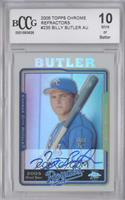 Billy Butler /500 [ENCASED]