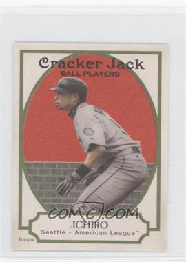 2005 Topps Cracker Jack - [Base] - Mini Red #125 - Ichiro Suzuki