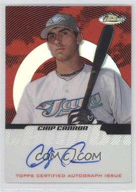 2005 Topps Finest - [Base] - Refractor #144 - Chip Cannon /399