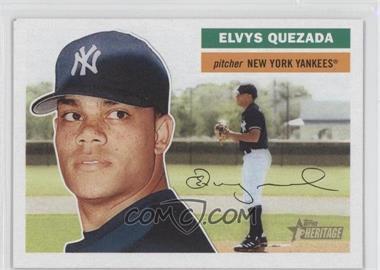 2005 Topps Heritage - [Base] #415 - Elvys Quezada