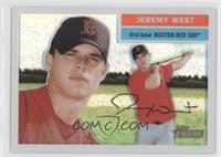 Jeremy West /556