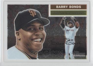2005 Topps Heritage Chrome #THC5 - Barry Bonds /1956