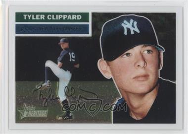 2005 Topps Heritage Chrome #THC68 - Tyler Clippard /1956
