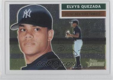 2005 Topps Heritage Chrome #THC85 - Elvys Quezada /1956