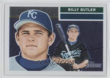 2005 Topps Heritage Chrome #THC86 - Billy Butler /1956