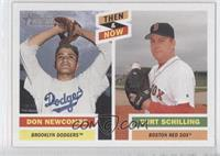 Curt Schilling, Don Newcombe