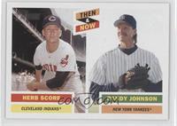Herb Score, Randy Johnson