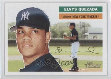 2005 Topps Heritage #415 - Elvys Quezada