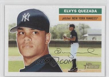 2005 Topps Heritage #415 - Elvys Quezada