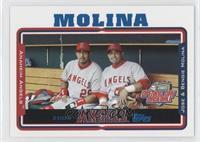 Jose Molina, Bengie Molina
