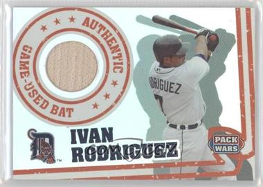 2005 Topps Pack Wars [???] #PWR-IR - Ivan Rodriguez