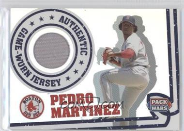 2005 Topps Pack Wars [???] #PWR-PM - Pedro Martinez