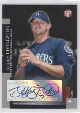 2005 Topps Pristine [???] #186 - Bobby Livingston /100